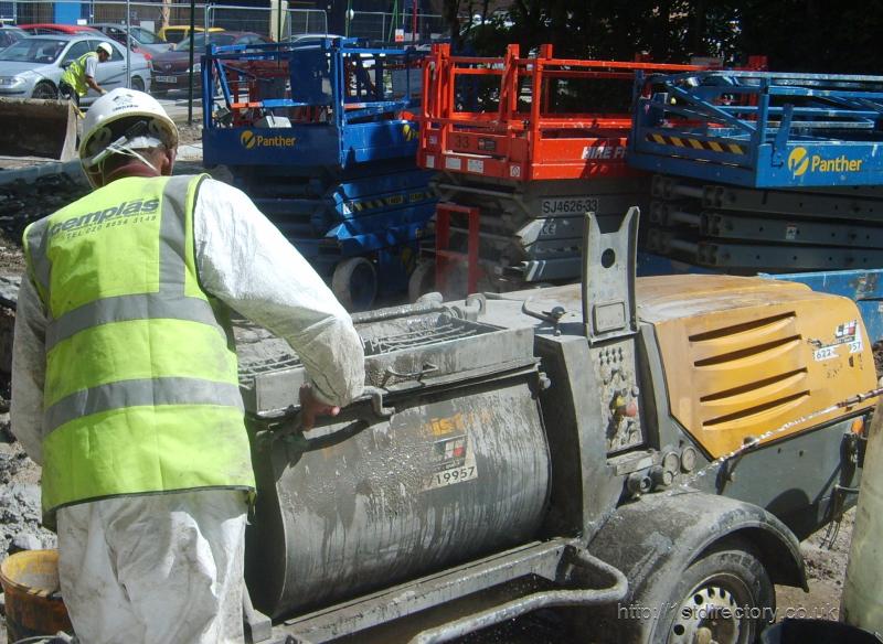 Cemplas Waterproofing Amp Concrete Repairs Ltd