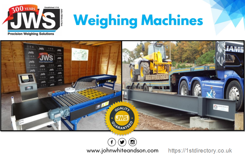 Checkweigher and Weighbridge image