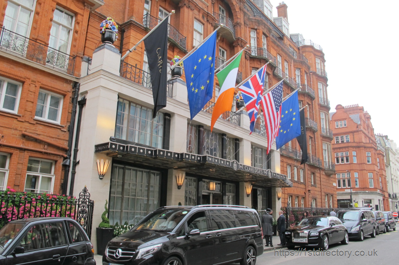 Claridges, London image