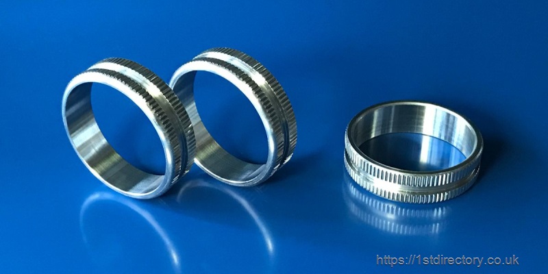 Commutator Ring - Stainless Steel | Leisure & Sports image
