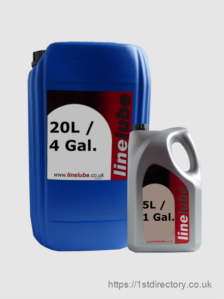 Industrial Oils & Commercial Lubricants - 20L & 5L image