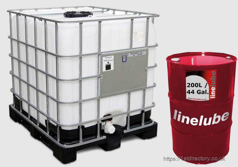 Industrial Oils & Commercial Lubricants - IBC & 200L image