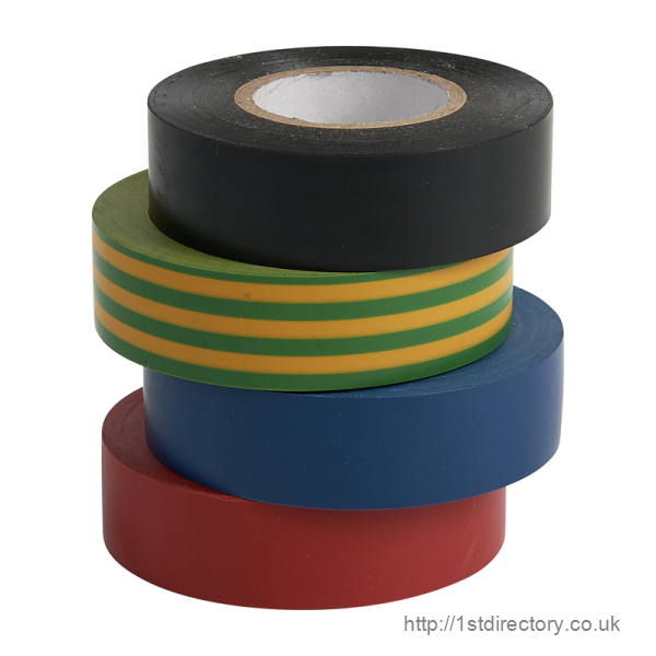 Insulation tape and electrical accessories image