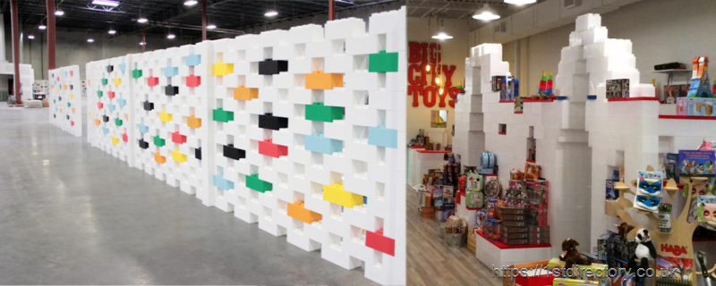 modular building system - retail and exhibitions image