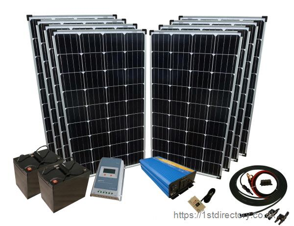 OffGrid Solar Kits image