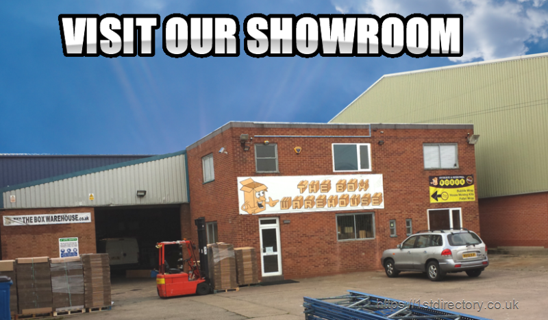 Our Warehouse on Blythe Road, Coleshill. image
