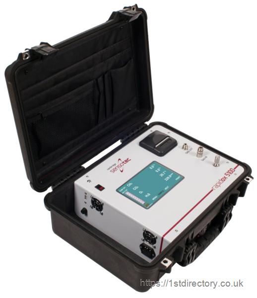 Rapidox 5100 Portable Gas Analyser image