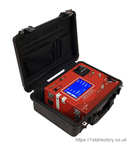 Rapidox SF6 6100 Portable Gas Analyser image