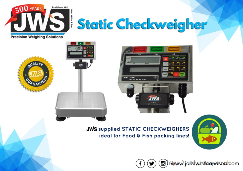 Static Checkweigher image