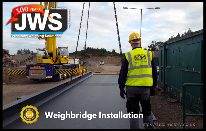 Weighbridge image