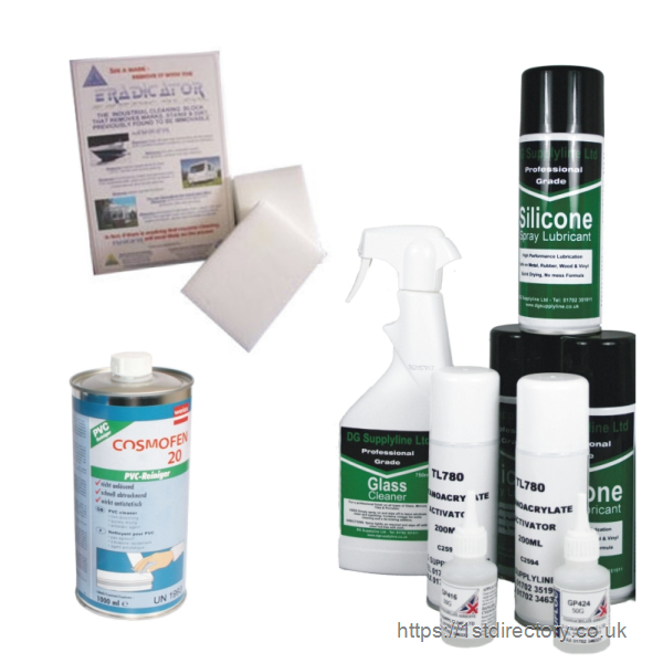 Window & Door Frame care products image