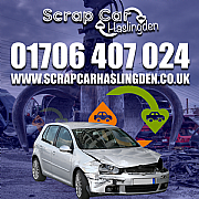 Scrap Car Haslingden logo