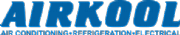 Airkool Refrigeration & Air Conditioning logo