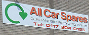 All Car Spares logo