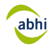Association of British Health-Care Industries logo