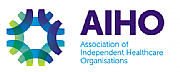 Association of Independent Healthcare Organisations logo