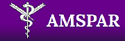 Association of Medical Secretaries, Practice Managers, Administrators & Receptionists (AMSPAR) logo