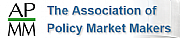 Association of Policy Market Makers (APMM) logo