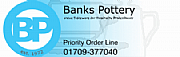 Banks Pottery logo