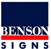 Chris Benson Signs Ltd logo