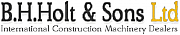 B.H. Holt & Sons Ltd logo