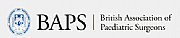 British Association of Paediatric Surgeons (BAPS) logo