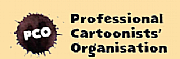 British Cartoonists' Association (BFPDA) logo