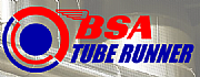 BSA Tube Runner logo