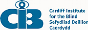 Cardiff Institute for the Blind logo