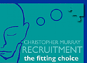 Christopher Murray Management & Recruitment logo