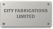 City Fabrications Ltd logo