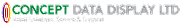 Concept Data Display Ltd logo