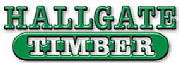 Hallgate Timber logo