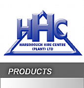 Harborough Hire Centre (Plant) Ltd logo