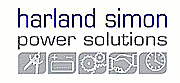 Harland Simon Power Solutions logo