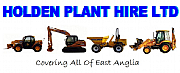 Holden Plant Hire Ltd logo