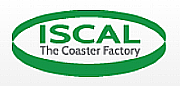 Iscal The Coaster Factory logo