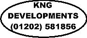 K N G Developments logo