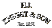 Knight, H J & Son logo