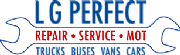 LG Perfect (Haulage) Ltd logo