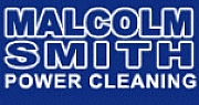 Malcolm Smith - Power Cleaning logo
