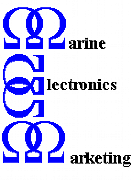 Marine Electronics Marketing logo