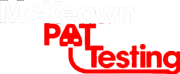 Mckeown PAT Testing & Fire Extinguishers logo
