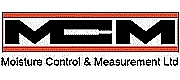 Moisture Control & Measurement Ltd logo
