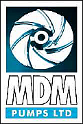 MDM Pumps Ltd logo