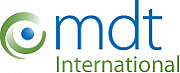 MDT International logo