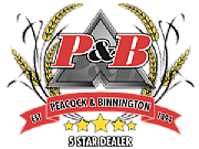 Peacock & Binnington Ltd logo