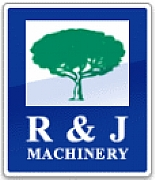 R & J Machinery logo
