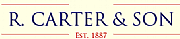 R Carter & Son logo