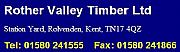 Rother Valley Timber Ltd logo